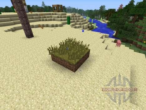 Growth Tonic - новое зелье для Minecraft