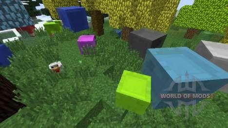 Dye Trees для Minecraft