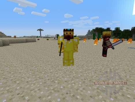 Blazecraft - полезные ифриты для Minecraft