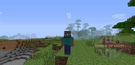 Шляпы для Minecraft