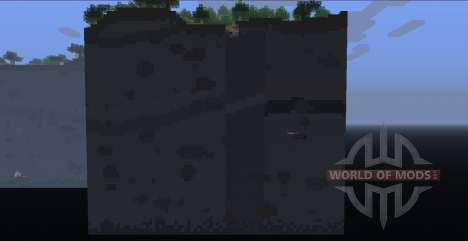 Подземные биомы для Minecraft