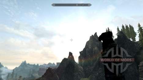 Pure Weather для Skyrim второй скриншот
