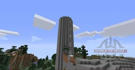 Battle Towers для Minecraft