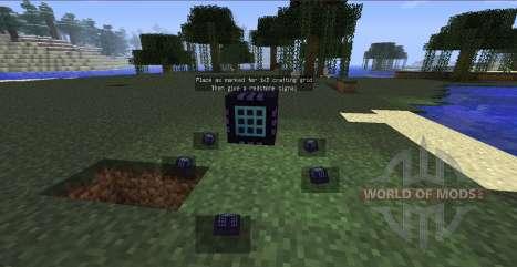 Factorization для Minecraft