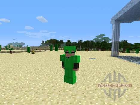 More Armor - новая броня для Minecraft