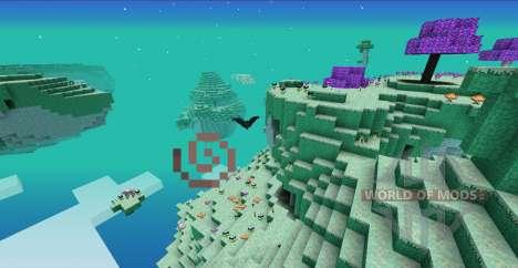 The Ether для Minecraft