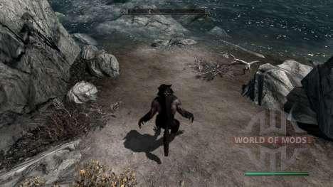 Regifting Lycanthropy - Infinite для Skyrim