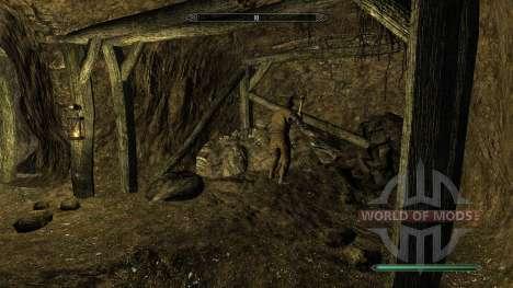 Ривервудская шахта для Skyrim
