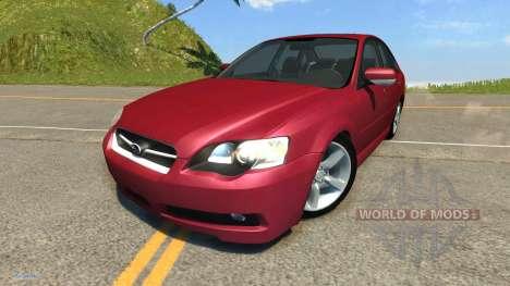 Subaru Legacy B4 для BeamNG Drive