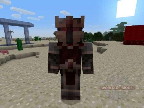 Guards Mod - рыцари для Minecraft