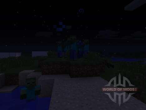 Zombie Awareness - умные зомби для Minecraft