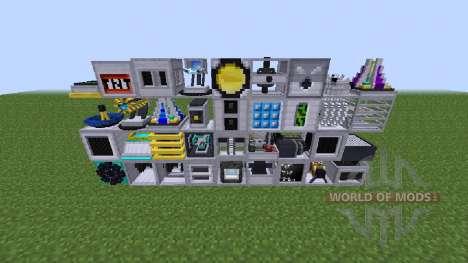 RotaryCraft - Новое слово в физике для Minecraft