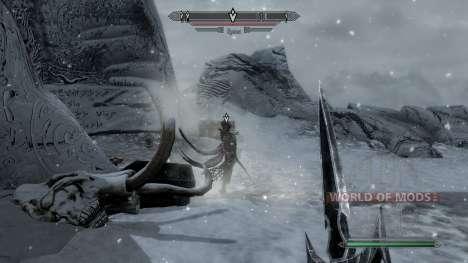 Маркеры для квеста с масками драконьих жрецов для Skyrim