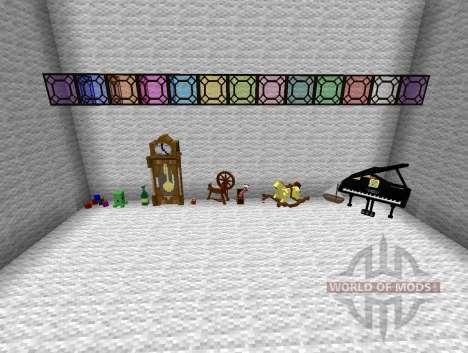 DecoCraft - декорации для Minecraft