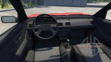 Ibishu Pickup для BeamNG Drive