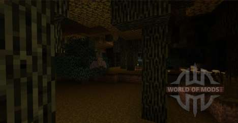 Сумрачный лес для Minecraft