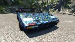 Civetta Bolide Super Blue для BeamNG Drive
