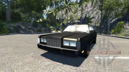 Lincoln Town Car 1985 для BeamNG Drive