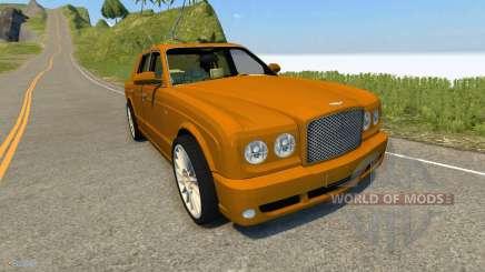 Bentley Arnage T для BeamNG Drive
