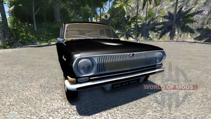 ГАЗ-24 Волга для BeamNG Drive