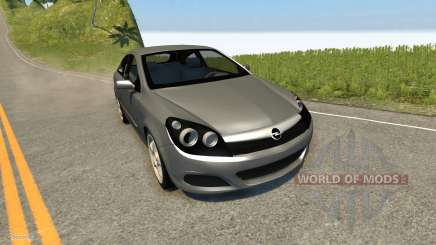 Opel Astra GTC для BeamNG Drive