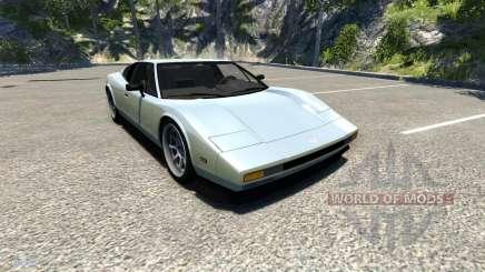 Bolide FT40 GTS для BeamNG Drive