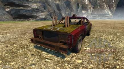Moonhawk Derby для BeamNG Drive