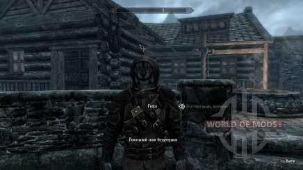 Скупщик краденного в Рифтене для Skyrim
