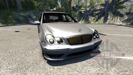 Mercedes-Benz C32 AMG для BeamNG Drive