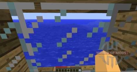 Плавающие корабли для Minecraft