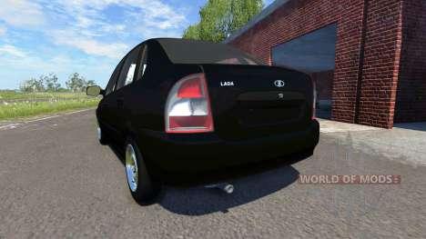 ВАЗ-1118 LADA Kalina для BeamNG Drive
