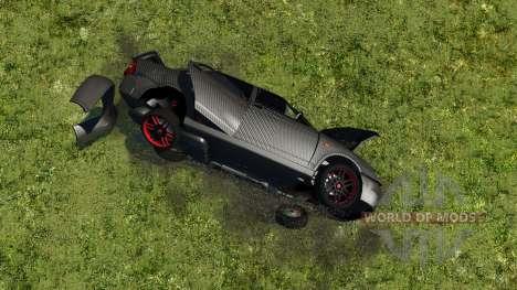 ВАЗ-2170 Priora Turbo для BeamNG Drive