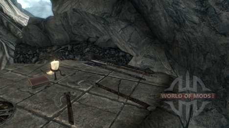 Не зачарованные артефакты для Skyrim