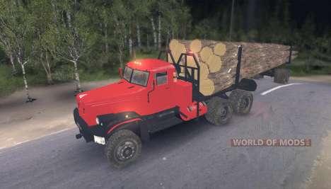 Пак грузовиков v8.0 для Spin Tires