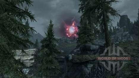 Посох духа для Skyrim