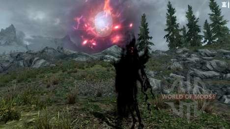 Посох духа для Skyrim четвертый скриншот