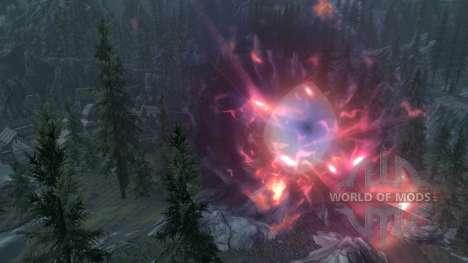 Посох духа для Skyrim второй скриншот