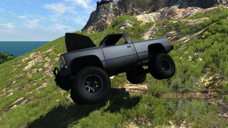 Gavril D-Series Monster для BeamNG Drive