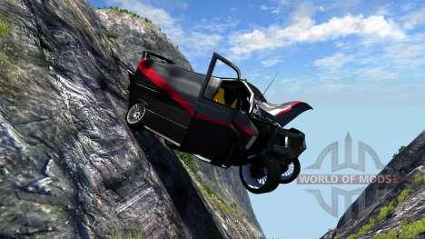 Gavril H-Series Commando для BeamNG Drive