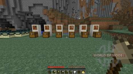 Магические посохи для Minecraft
