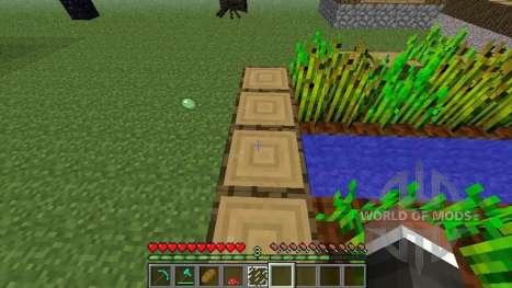 Автоматическое переключение инструментов для Minecraft