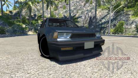 Ibishu Covet Rally ED для BeamNG Drive
