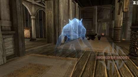 Призыв вербера и вервольфа для Skyrim четвертый скриншот