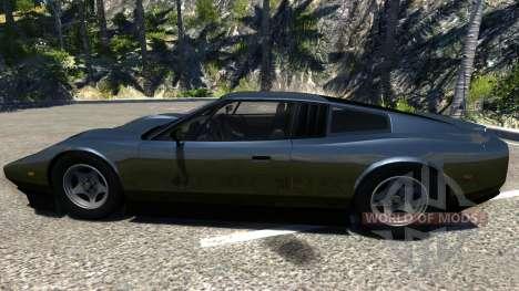 Civetta Bolide FT40 v1.1 для BeamNG Drive