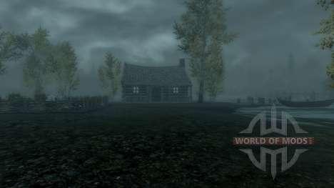 Маленькая ферма для Skyrim второй скриншот