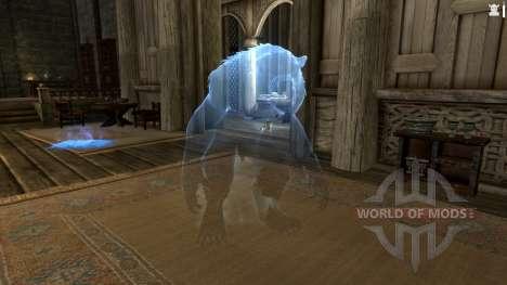 Призыв вербера и вервольфа для Skyrim пятый скриншот