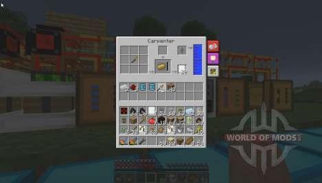 Лесное хозяйство для Minecraft