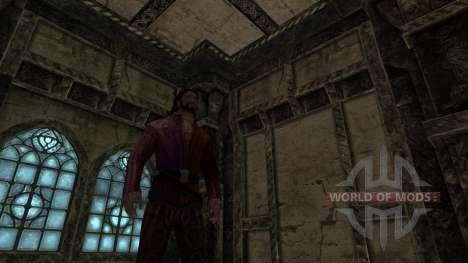 Наряд Шеогората для Skyrim третий скриншот