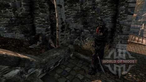 Вызов Сангвина для Skyrim