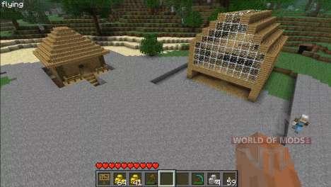 Колонии для Minecraft